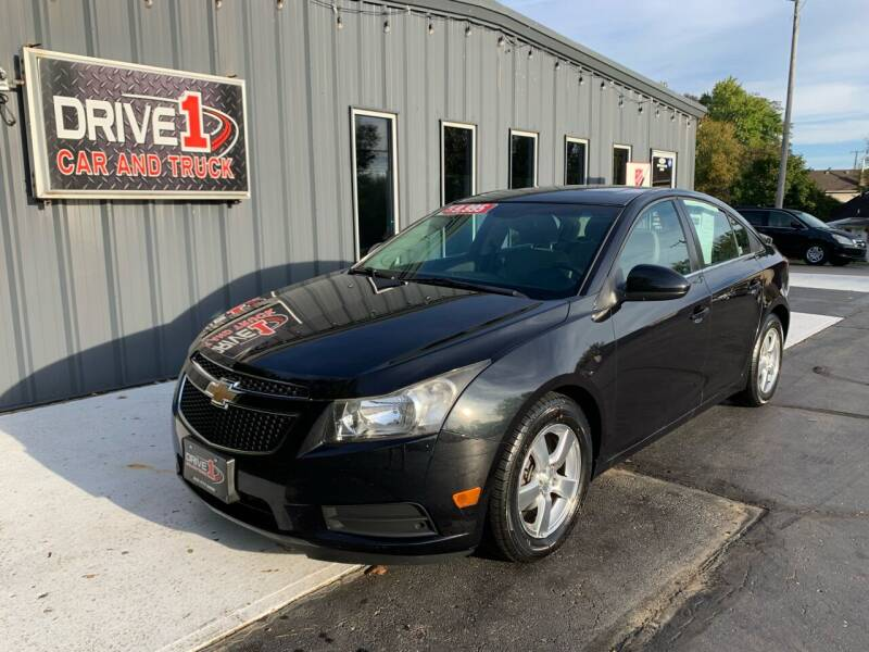 2012 Chevrolet Cruze for sale at Drive 1 Car & Truck in Springfield OH