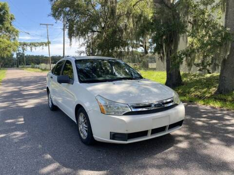 2010 Ford Focus for sale at Pioneers Auto Broker in Tampa FL