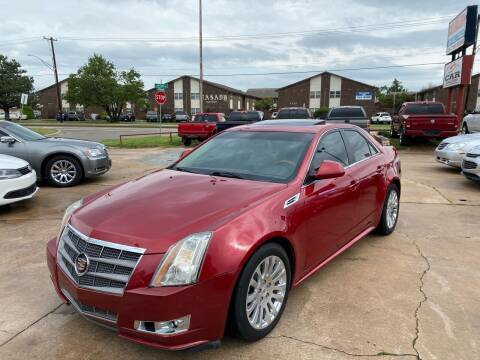 2010 Cadillac CTS for sale at Car Gallery in Oklahoma City OK