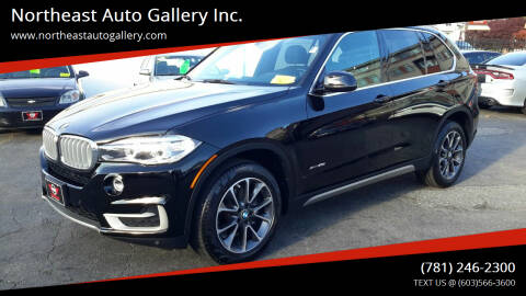 2017 BMW X5 for sale at Northeast Auto Gallery Inc. in Wakefield Ma MA