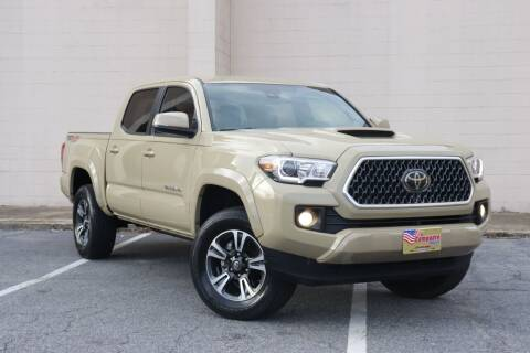 2018 Toyota Tacoma for sale at El Compadre Trucks in Doraville GA