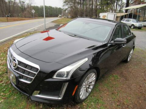 2014 Cadillac CTS for sale at Dallas Auto Mart in Dallas GA