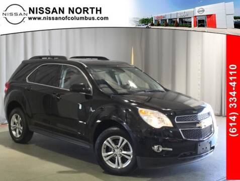 2015 Chevrolet Equinox for sale at Auto Center of Columbus in Columbus OH