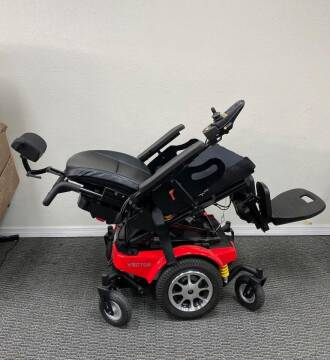 2017 Vector MERITS VECTOR TILT RECLINE for sale at The Mobility Van Store in Lakeland FL