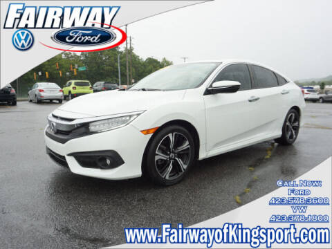 2018 Honda Civic for sale at Fairway Ford in Kingsport TN