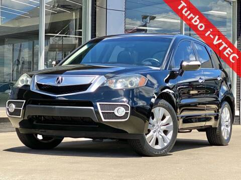 2010 Acura RDX for sale at Carmel Motors in Indianapolis IN