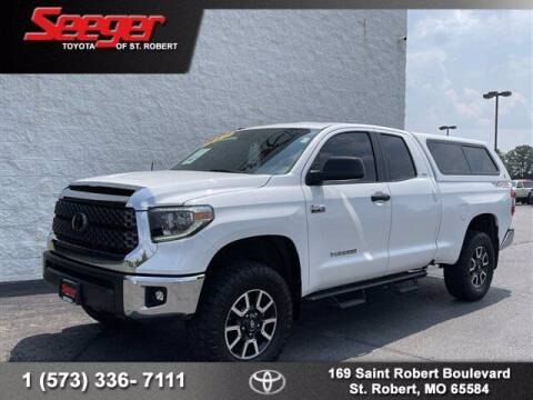 2018 Toyota Tundra for sale at SEEGER TOYOTA OF ST ROBERT in Saint Robert MO