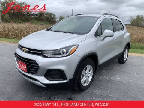 2020 Chevrolet Trax for sale at Jones Chevrolet Buick Cadillac in Richland Center WI