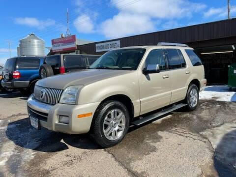 2006 Mercury Mountaineer for sale at WINDOM AUTO OUTLET LLC in Windom MN