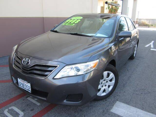2011 Toyota Camry for sale in Covina, CA