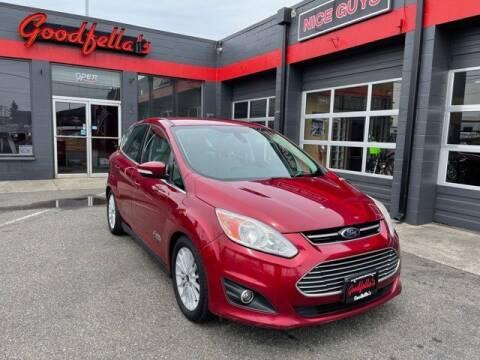 2014 Ford C-MAX Energi for sale at Goodfella's  Motor Company in Tacoma WA