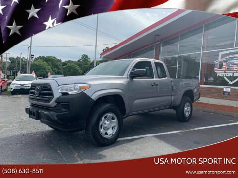 2018 Toyota Tacoma for sale at USA Motor Sport inc in Marlborough MA