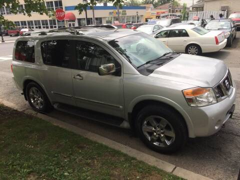 2011 Nissan Armada for sale at UNION AUTO SALES in Vauxhall NJ