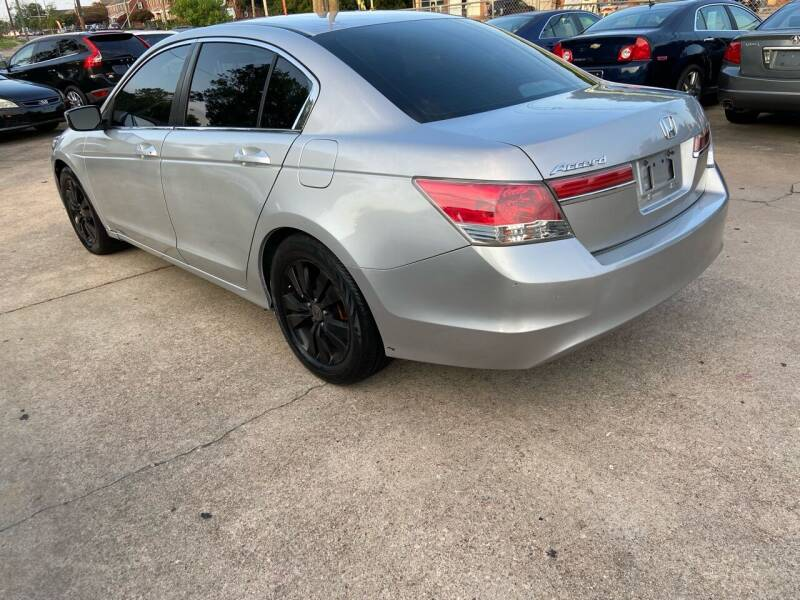 2011 Honda Accord for sale at Whites Auto Sales in Portsmouth VA