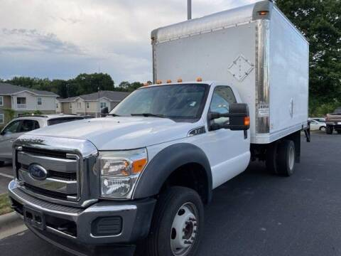 2013 Ford F-450 Super Duty for sale at Planet Automotive Group in Charlotte NC
