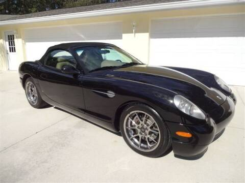 2002 Panoz Esperante for sale at Classic Car Deals in Cadillac MI