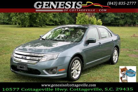 2011 Ford Fusion for sale at Genesis Of Cottageville in Cottageville SC