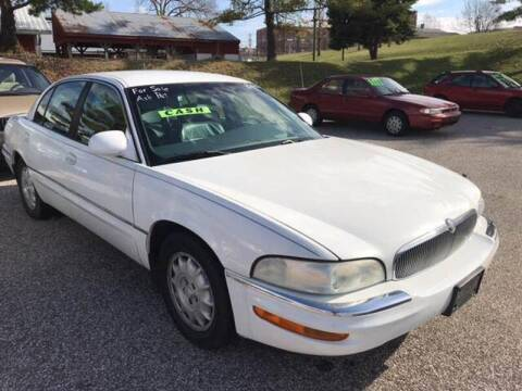 1999 Buick Park Avenue for sale at Klein on Vine in Cincinnati OH