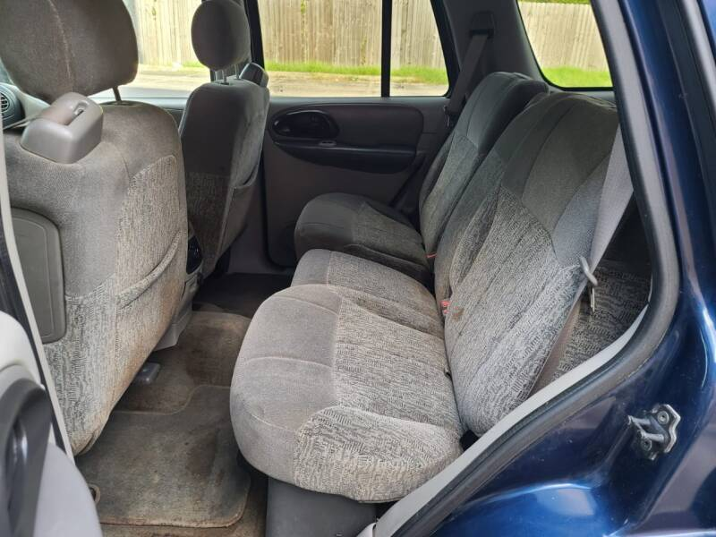 2002 Chevrolet TrailBlazer LTZ 4WD 4dr SUV - Houston TX
