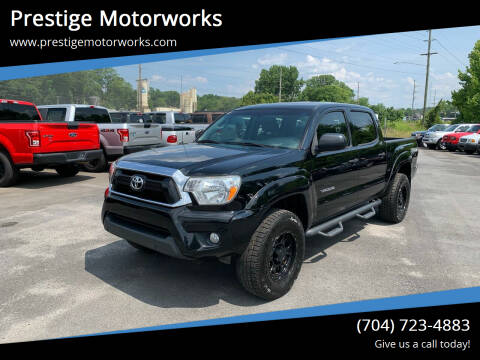 2014 Toyota Tacoma for sale at Prestige Motorworks in Concord NC