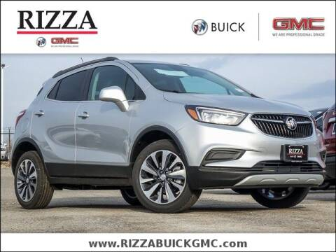 2021 Buick Encore for sale at Rizza Buick GMC Cadillac in Tinley Park IL