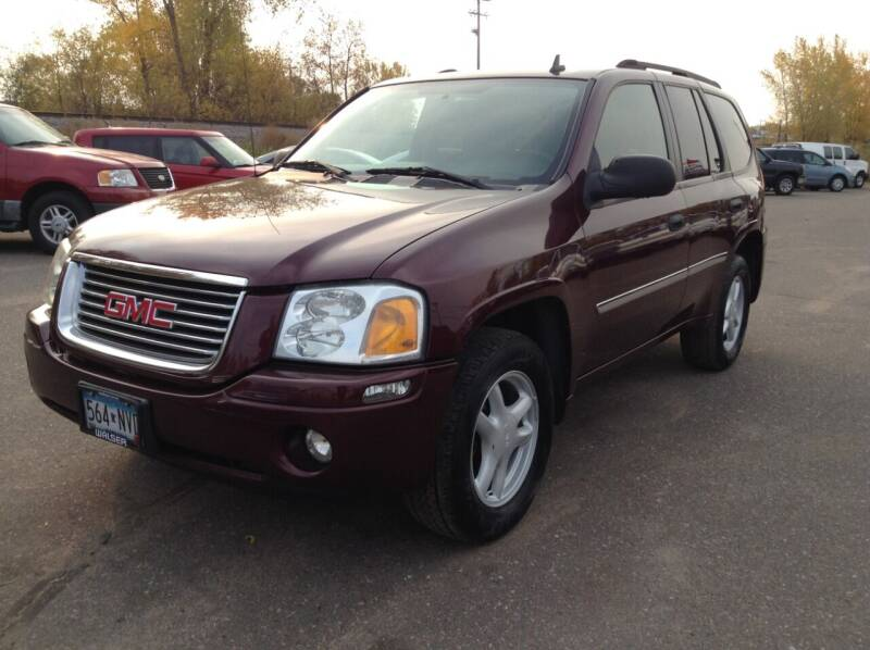 2007 GMC Envoy for sale at Steves Auto Sales in Cambridge MN
