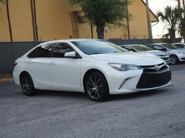 2015 Toyota Camry for sale at Winter Park Auto Mall in Orlando FL