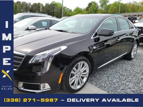 2019 Cadillac XTS for sale at Impex Auto Sales in Greensboro NC