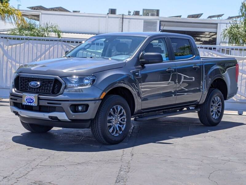 2020 Ford Ranger for sale in Van Nuys, CA