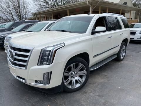 2015 Cadillac Escalade for sale at Lux Auto in Lawrenceville GA