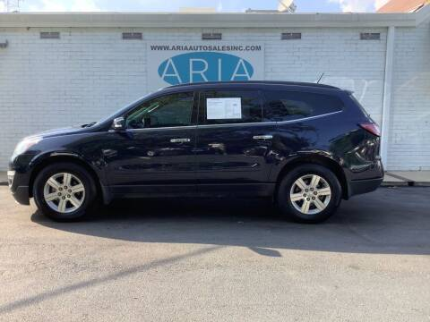 2016 Chevrolet Traverse for sale at ARIA AUTO SALES INC.COM in Raleigh NC