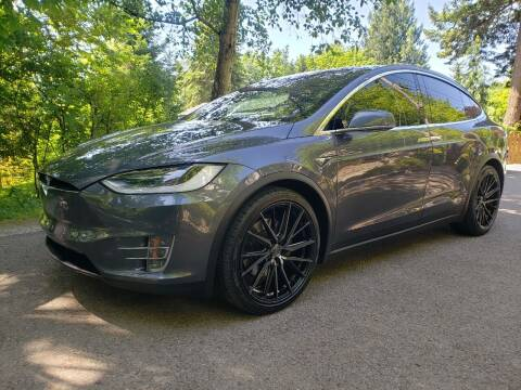 2017 Tesla Model X for sale at Painlessautos.com in Bellevue WA
