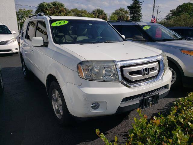 2009 Honda Pilot for sale at Mike Auto Sales in West Palm Beach FL