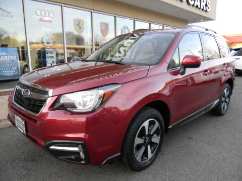 2017 Subaru Forester for sale at Platinum Motorcars in Warrenton VA