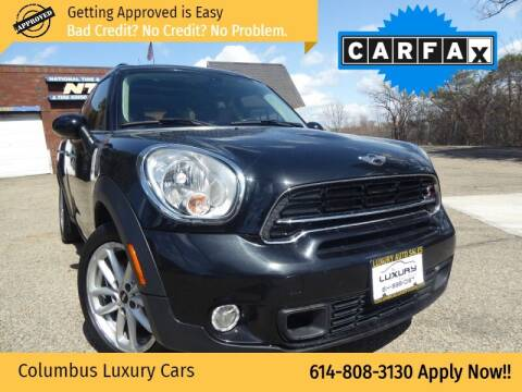 2016 MINI Countryman for sale at Columbus Luxury Cars in Columbus OH