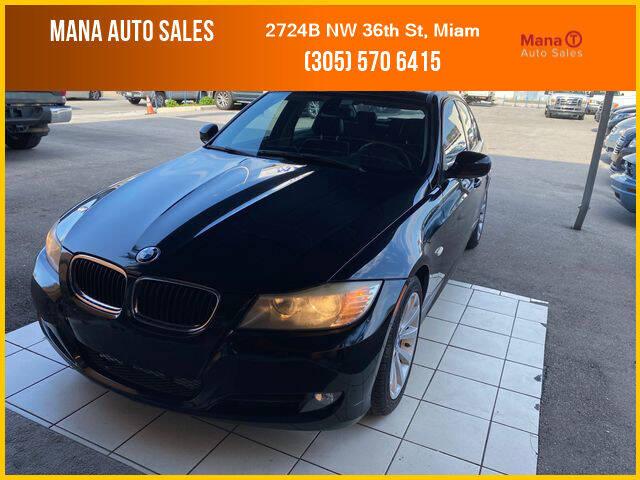 2011 BMW 3 Series for sale at MANA AUTO SALES in Miami FL