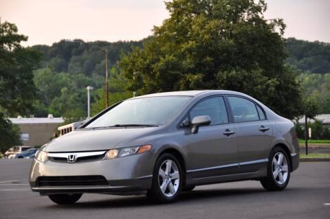 2008 Honda Civic for sale at T CAR CARE INC in Philadelphia PA