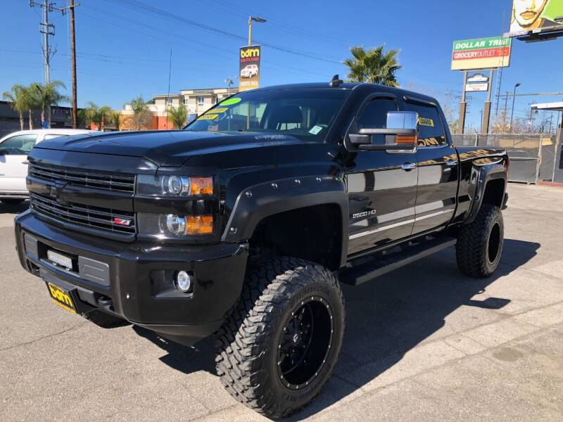2015 Chevrolet Silverado 2500HD for sale at BEST DEAL MOTORS  INC. CARS AND TRUCKS FOR SALE in Sun Valley CA