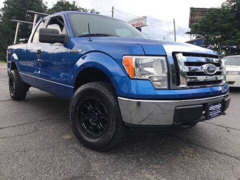 2011 Ford F-150 for sale at Certified Auto Exchange in Keyport NJ