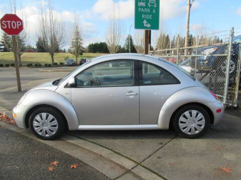 2000 Volkswagen New Beetle for sale at Car Link Auto Sales LLC in Marysville WA