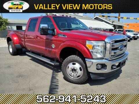 2015 Ford F-350 Super Duty for sale at Valley View Motors in Whittier CA