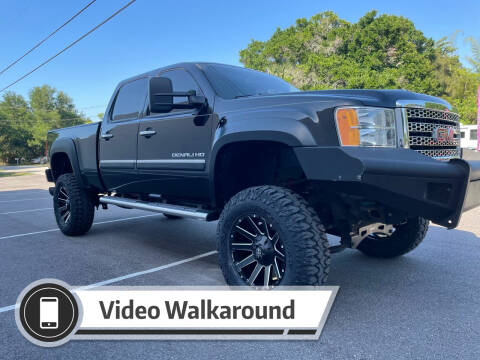 2011 GMC Sierra 2500HD for sale at GREENWISE MOTORS in Melbourne FL