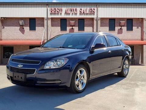 2010 Chevrolet Malibu for sale at Best Auto Sales LLC in Auburn AL