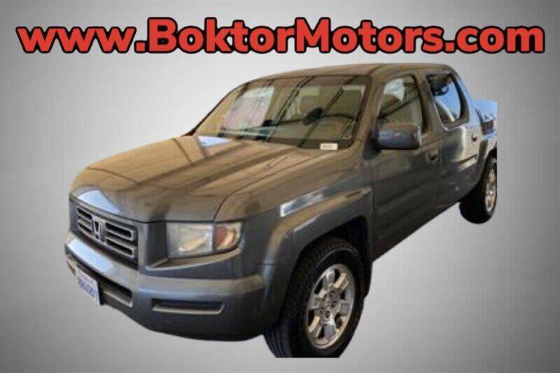 2008 Honda Ridgeline for sale at Boktor Motors in North Hollywood CA