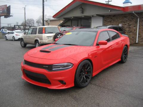 2018 Dodge Charger for sale at Import Auto Connection in Nashville TN