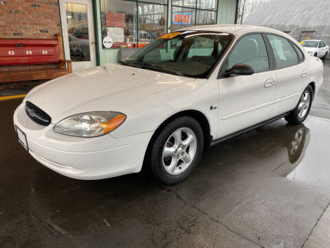 2000 Ford Taurus for sale at Low Auto Sales in Sedro Woolley WA