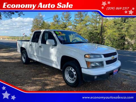 2009 Chevrolet Colorado for sale at Economy Auto Sale in Modesto CA