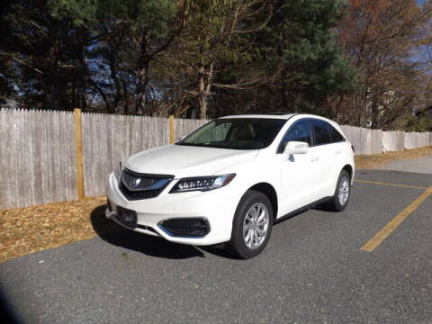 2018 Acura RDX for sale at Wayland Automotive in Wayland MA