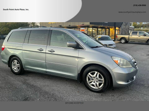 2006 Honda Odyssey for sale at South Point Auto Plaza, Inc. in Albany NY