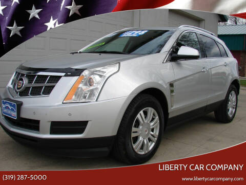 2011 Cadillac SRX for sale at Liberty Car Company - II in Waterloo IA